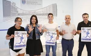 Los '10km Ciudad de Santa Marta' regresan con su rápido recorrido e importantes premios