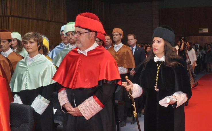 Apertura del curso académico en la Universidad Europea Miguel de Cervantes