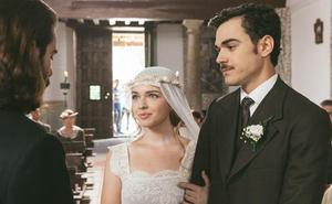 Julieta manifiesta su amor por Saúl