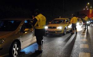 113 conductores sancionados en agosto en Valladolid por dar positivo en alcohol y drogas