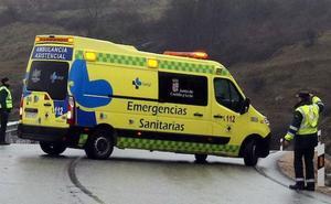 Heridas cuatro mujeres de entre 21 y 63 años en una colisión en Castillejo de Mesleón