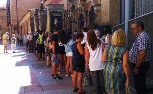 La Casa Lis acogió más de 3.600 visitantes durante la jornada de puertas abiertas