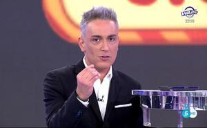 Kiko Hernández ejerce de padrazo