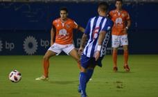 Unionistas cae eliminado en Lorca en la segunda eliminatoria de la Copa del Rey (2-1)