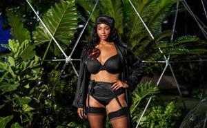 Rihanna cierra la pasarela neoyorquina con lencería para mujeres de todas las tallas