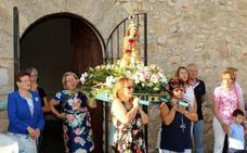 Fiesta de la Virgen Del Campo en Valdecañas de Cerrato