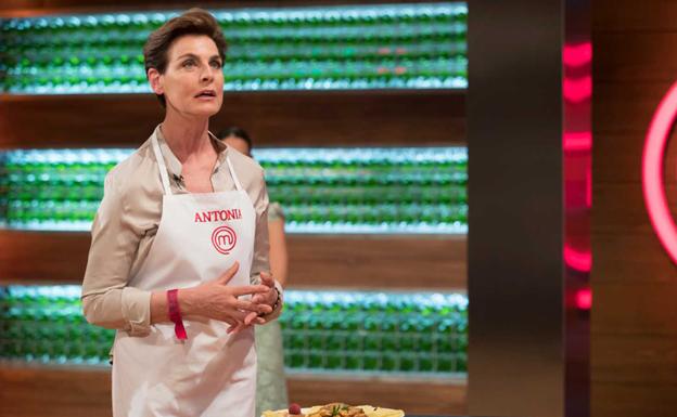 Antonia Dell'Atte no piensa demandar a sus compañeros de 'Masterchef Celebrity'