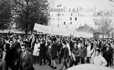 La 63 Seminci analizará a través de dos documentales los hechos y consecuencias del 'Mayo del 68' en su 50 aniversario