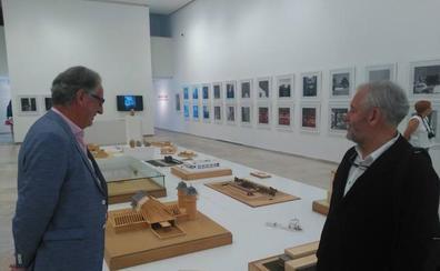El arquitecto Roberto Valle muestra en el Patio Herreriano sus proyectos a lo largo de 40 años