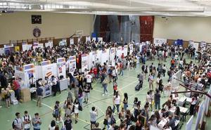 Concurrida Feria de Bienvenida para los estudiantes del curso 2018-2019