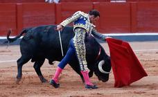 Antonio Ferrera repite en La Glorieta su exhibición de ciencia torera