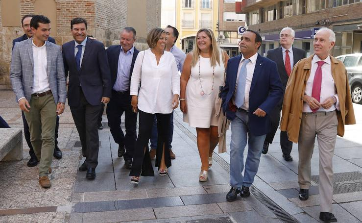 Asaja clausura sus jornadas 'Palencia en el 2000'