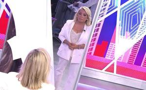 Halagos y críticas para la nueva cara de Carmen Borrego
