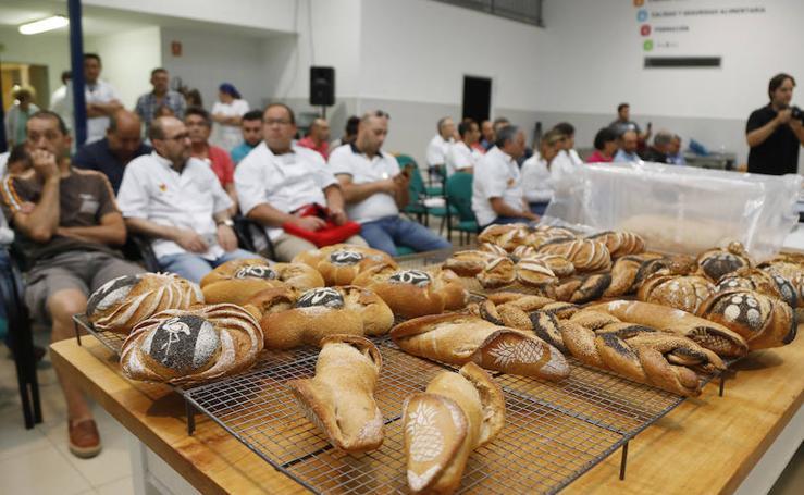 Profesionales de toda España, en el Congreso del Pan