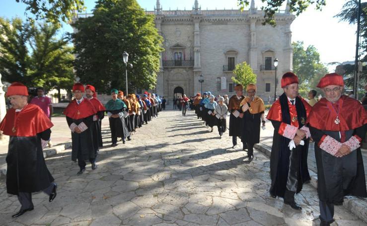 Inauguración del curso 2018-2019 en la Universidad de Valladolid