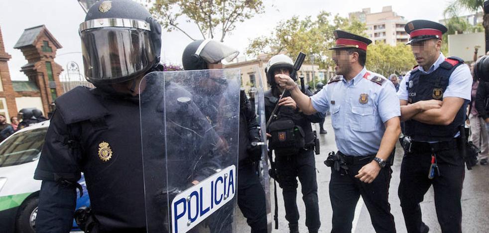 Los mossos podrán marcharse a la Policía Nacional pero no a la Guardia Civil
