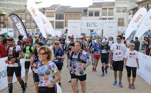 Asier Cuevas y Ana Cristina Portillo ganan la segunda Ribera Run Race