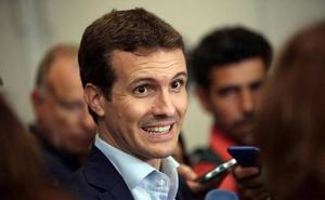 Casado vincula la confusión de su máster con el cambio de estudios al Plan Bolonia