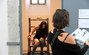 El arte vuelve a colarse entre las rejas de la vieja cárcel de Segovia