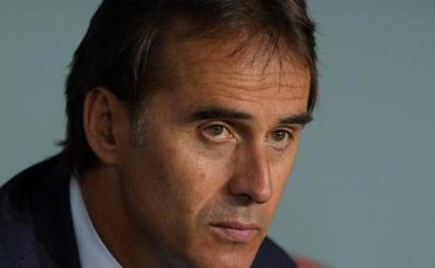Lopetegui: «El Real Madrid nunca da por bueno el empate»