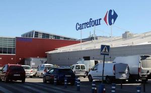Herido un niño de seis años tras ser atropellado en el 'parking' del centro comercial Luz de Castilla
