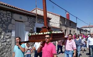 Montemayor de Pililla celebra la Exaltación de la Cruz