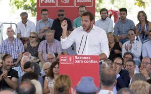 Puente no descarta reeditar el acuerdo de gobierno con sus actuales socios en el Ayuntamiento de Valladolid