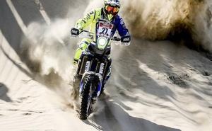 Lorenzo Santolino arranca en Perú metido entre los diez mejores
