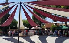 Serrada celebra su tradicional Fiesta de la Vendimia