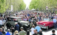 Valladolid Motor Vintage comienza este domingo con récord de participación