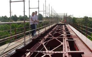La Vía Verde entre Segovia y Olmedo estará concluida antes de final de año