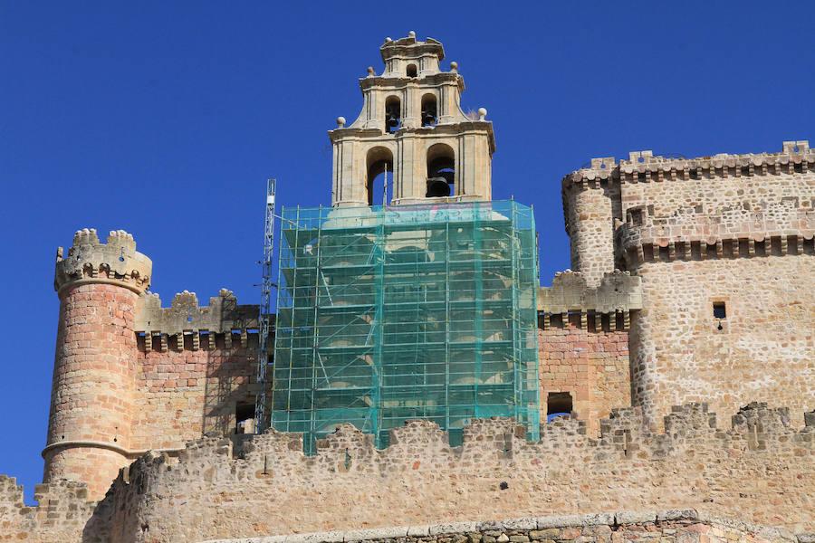 Los castillos de Turégano y Coca tratan de frenar su deterioro