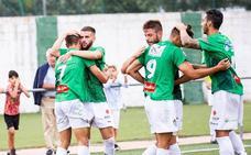 El CD Guijuelo suma su segunda victoria en el Municipal ante el Burgos CF (1-0)