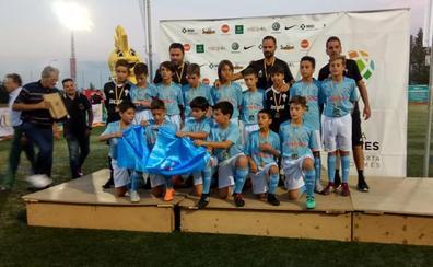 El Celta conquista la tercera edición de la Copa Tormes en Santa Marta