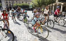 Las bicicletas son para Palencia