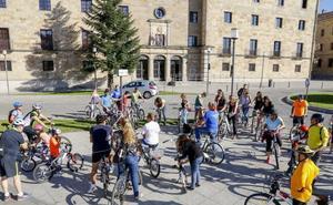 La Semana Europea de la Movilidad arranca hoy con la celebración del 'Día de la bici'