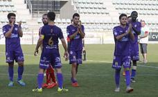 Palencia Cristo 5-0 Briviesca