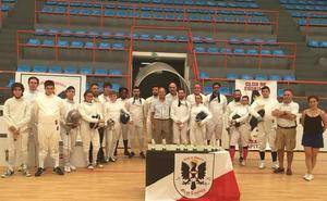 Destacado papel del Gran Capitán en el Trofeo de Ferias de Esgrima en Salamanca