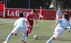 Jornada final de la Copa Tormes en Santa Marta