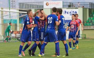 La Segoviana se da un festín con una goleada al Uxama (5-0)