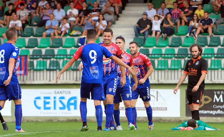 Gimnástica Segoviana - Sporting Uxama