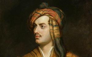 Lord Byron, el primer artista pop, brilla en sus diarios
