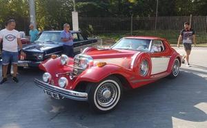 Valladolid Motor Vintage llena la ciudad de joyas a motor