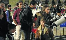La provincia quiere explotar el filón del turismo astronómico