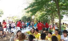 Los vecinos de Tordehumos despiden las fiestas con una paella