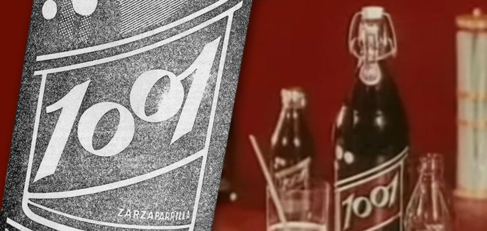 Zarzaparrilla 1001, la bebida que quiso competir con Coca-Cola