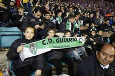 El Guijuelo tendrá 325 entradas para el primer derbi charro del curso ante el Salamanca CF UDS