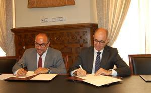 La Diputación de Soria mejora su convenio con Iberaval