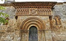 El románico palentino se prepara para la prueba ciclista en la ruta de Jesús Calleja