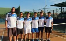 Victoria del Tenis Alba de Tormes en la primera jornada del Nacional